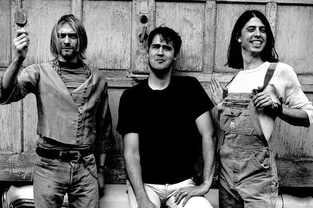 Nirvana. Фото с сайта yvision.kz