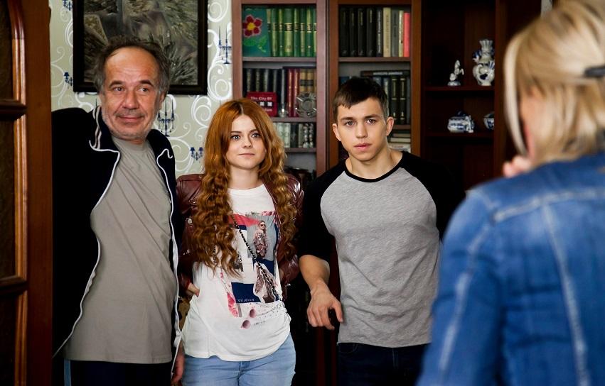 Кадр из сериала «Ольга»