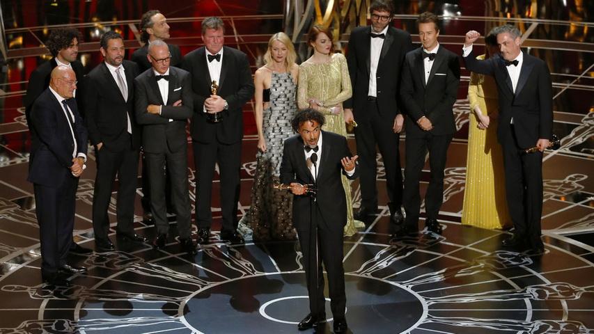 Церемония вручения премии Оскар в 2015 году