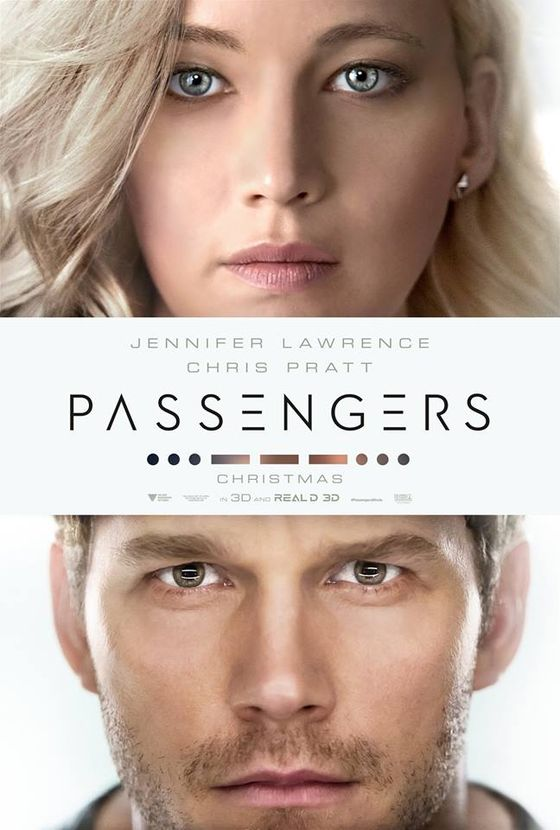 Постер фильма «Пассажиры»