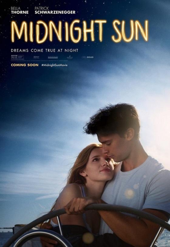 Постер фильма «Полуночное солнце»