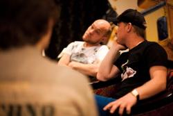 Владимир Селиванов и Антон Богданов. Фото — Владимир Пономарев (Weburg.net)