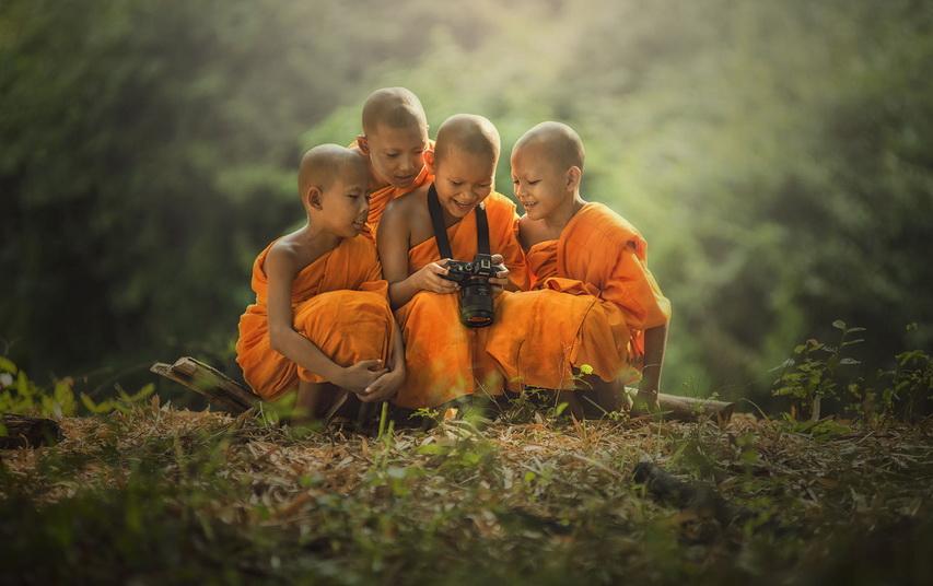 Фотовыставка «Самобытный Таиланд — объективно удивительный»