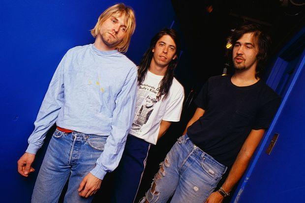 Nirvana. Фото с сайта rock-musicland.com