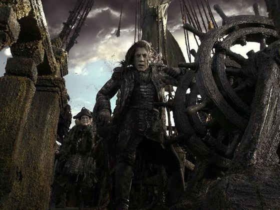 Кадр из фильма «Пираты Карибского моря 5. Мертвецы не болтают»