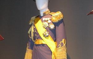 Мундир последнего императора Китая. Фото (С) Weburg.net