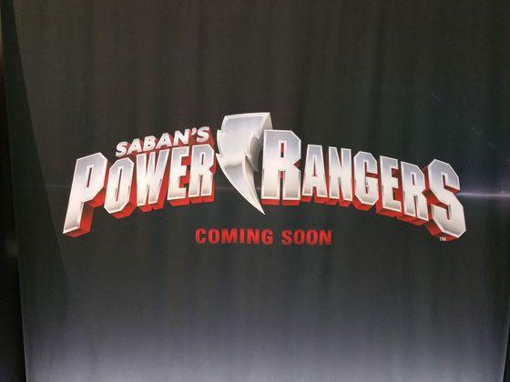 Лого фильма «Могучие рейнджеры»