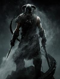 Арт из игры The Elder Scrolls