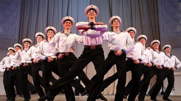 Ансамбль танца Игоря Моисеева. Фото с сайта elementdance.ru