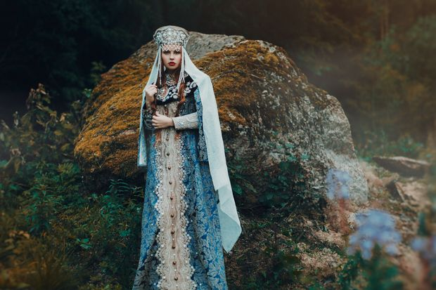 Медной горы хозяйка. Фото с сайта isa-wyrd.ru