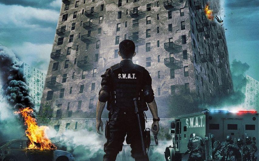 Постер фильма «Рейд»