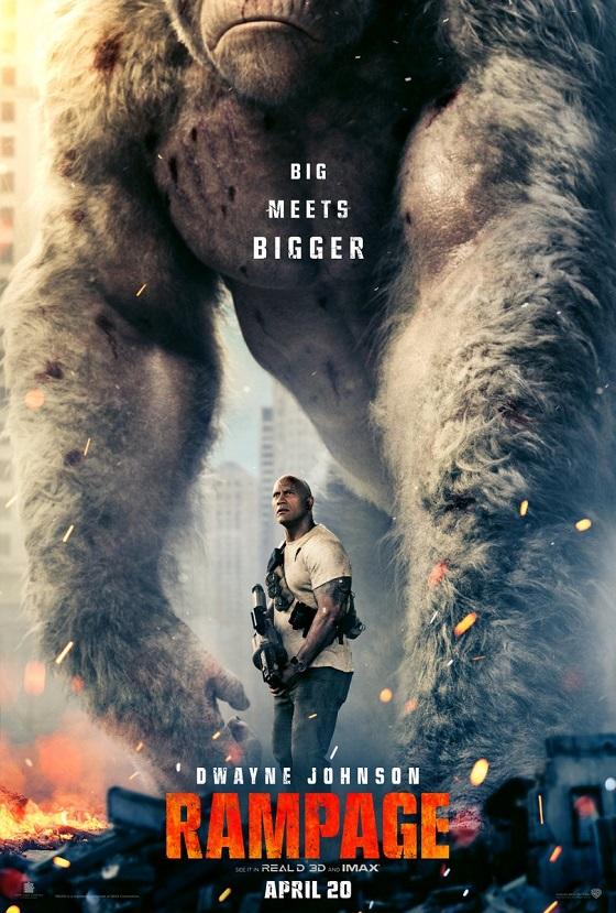 Постер фильма «Rampage»