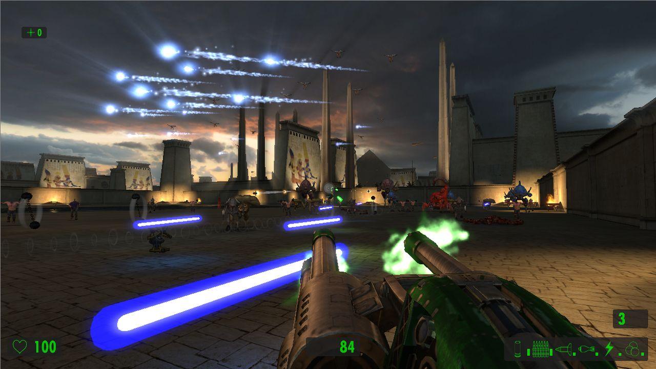 Скриншот из игры Serious Sam HD