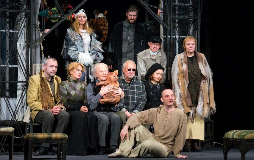 Спектакль «Чайка». Фото с сайта m24.ru