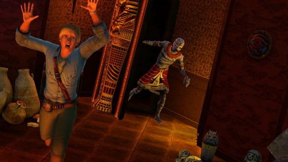 Sims 3 приключения скачать торрент - фото 9