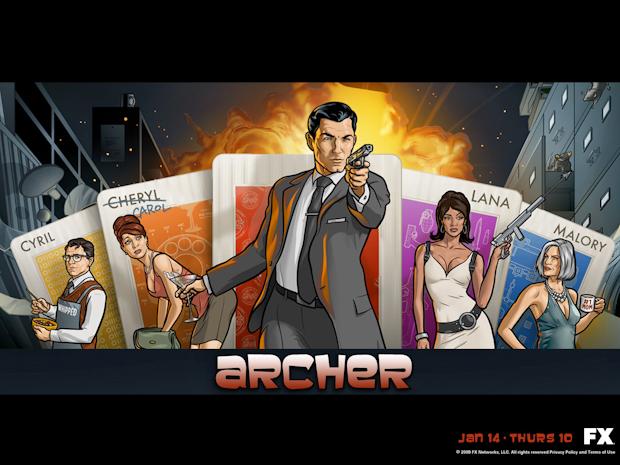 «Арчер» / 2009 - снимается