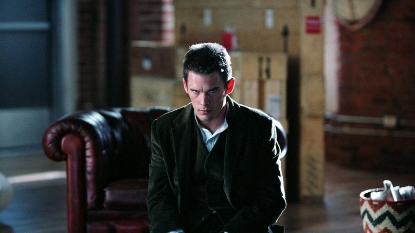 Кадр из фильма «Забирая жизни»
