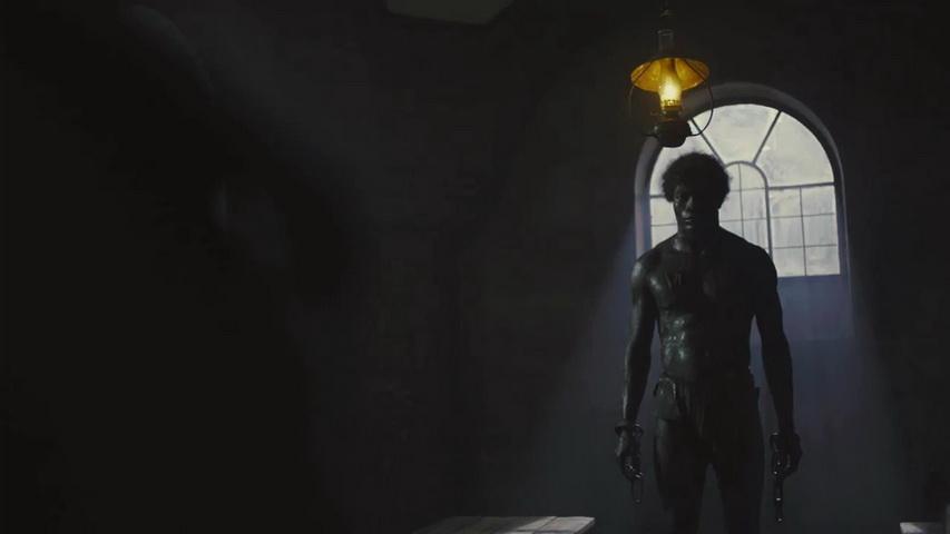 Кадр из сериала «Табу»