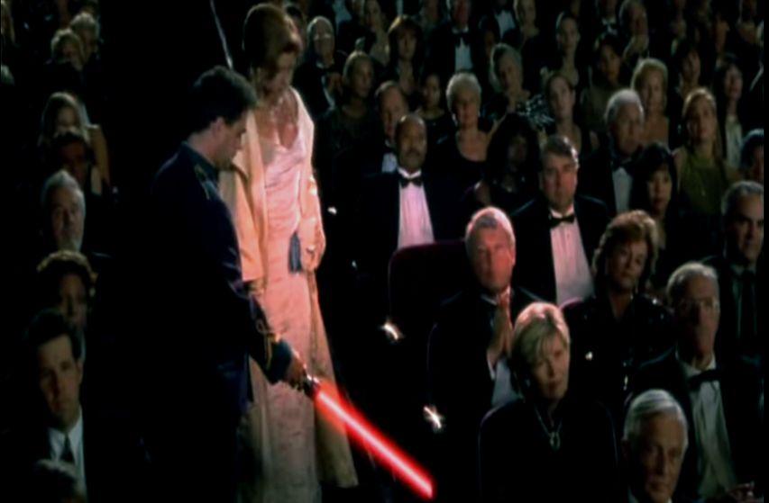 Кадр из фильма «Без вины виноватый»