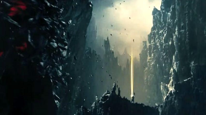 Кадр из фильма «Волкодав»