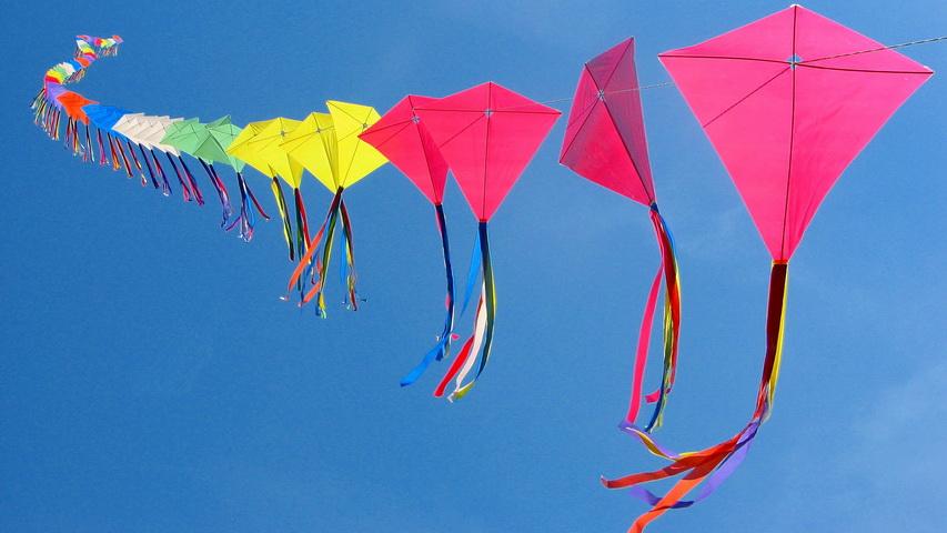 Фестиваль воздушных змеев. Фото с сайта sxodim.com