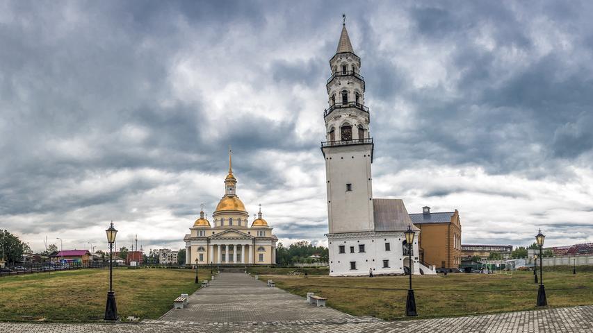 Невьянск. Фото с сайта rossija.info