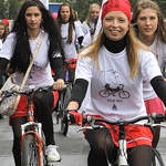 Велопробег. Фото с сайта velotown.ru