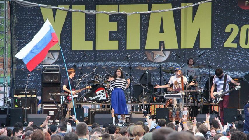 Фестиваль «Улетай». Фото с сайта yuzhaninov.ru