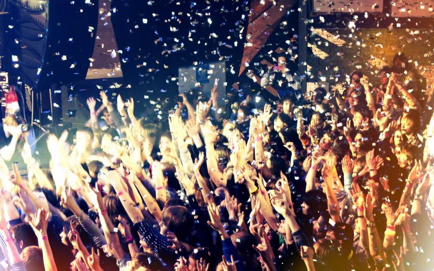 Вечеринка. Фото с сайта siapress.ru
