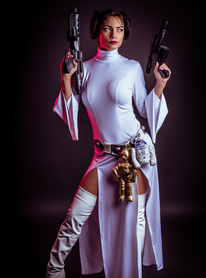 Cosplay naked star wars erotica photo
