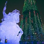 Новогодние ёлки в Екатеринбурге, фото 53