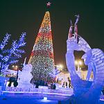 Новогодние ёлки в Екатеринбурге, фото 63