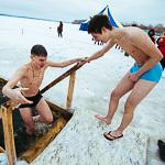 Крещенские купания в Екатеринбурге, фото 14