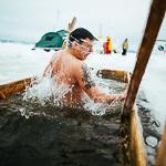 Крещенские купания в Екатеринбурге, фото 24