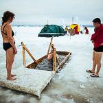 Крещенские купания в Екатеринбурге, фото 35