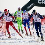 Массовая лыжная гонка «Лыжня России 2015» в Екатеринбурге, фото 7