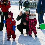 Массовая лыжная гонка «Лыжня России 2015» в Екатеринбурге, фото 22