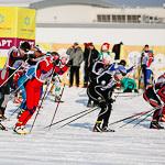 Массовая лыжная гонка «Лыжня России 2015» в Екатеринбурге, фото 25