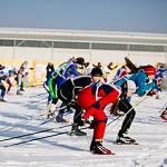Массовая лыжная гонка «Лыжня России 2015» в Екатеринбурге, фото 26