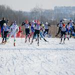 Массовая лыжная гонка «Лыжня России 2015» в Екатеринбурге, фото 29