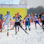 Массовая лыжная гонка «Лыжня России 2015» в Екатеринбурге, фото 30