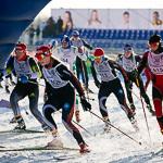 Массовая лыжная гонка «Лыжня России 2015» в Екатеринбурге, фото 32