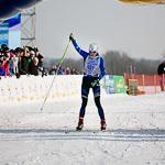 Массовая лыжная гонка «Лыжня России 2015» в Екатеринбурге, фото 41