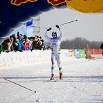Массовая лыжная гонка «Лыжня России 2015» в Екатеринбурге, фото 42