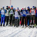Массовая лыжная гонка «Лыжня России 2015» в Екатеринбурге, фото 51