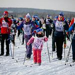 Массовая лыжная гонка «Лыжня России 2015» в Екатеринбурге, фото 60