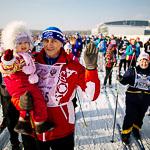 Массовая лыжная гонка «Лыжня России 2015» в Екатеринбурге, фото 79