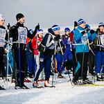 Массовая лыжная гонка «Лыжня России 2015» в Екатеринбурге, фото 80