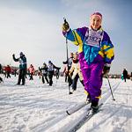 Массовая лыжная гонка «Лыжня России 2015» в Екатеринбурге, фото 83