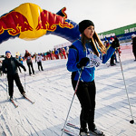 Массовая лыжная гонка «Лыжня России 2015» в Екатеринбурге, фото 86